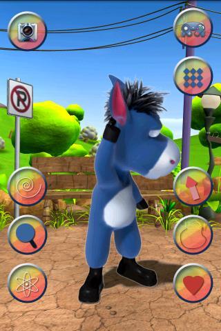 【免費娛樂App】會說話的驢-APP點子