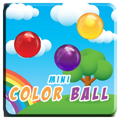 MINI COLOR BALL ENGLISH
