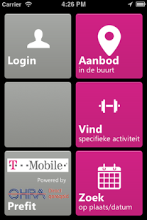 T-Mobile Fitapp