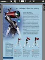 Screenshot of Orion Telescopes & Binoculars