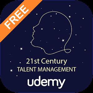 21st Century Talent Management Icon