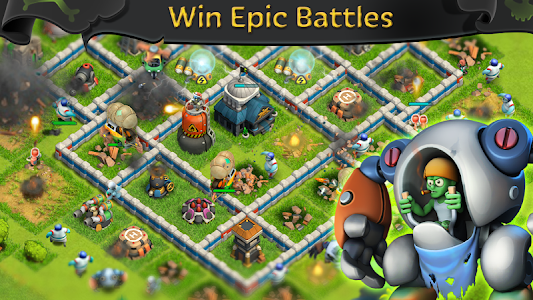 Battle of Zombies: Clans MMO v1.0.140