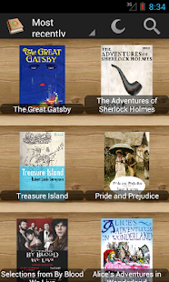 PageTurner eBook Reader- screenshot thumbnail