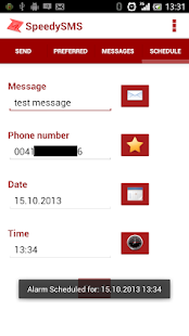 FlashSMS - screenshot thumbnail