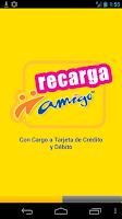 Screenshot of Recarga Amigo