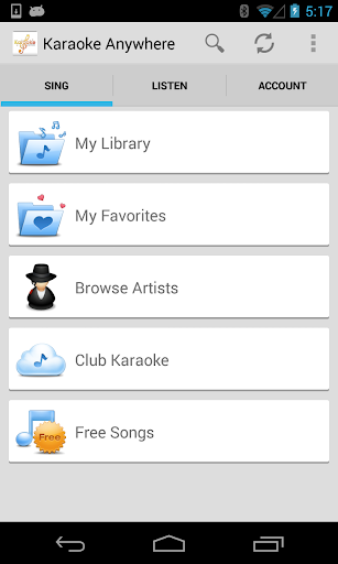 Karaoke Anywhere for Android