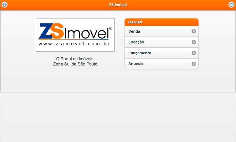 ZS Imóvel - screenshot