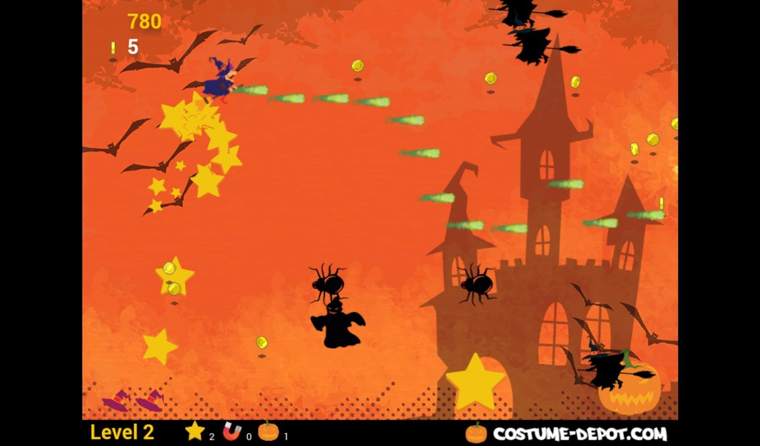 Tiny Witch- screenshot