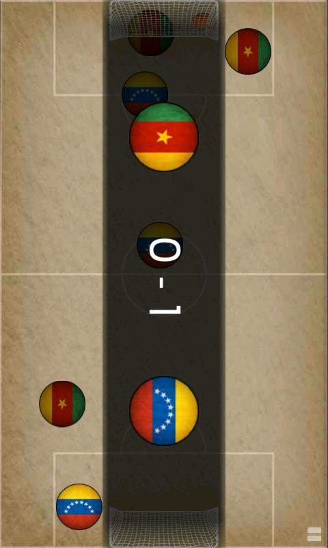 Pocket Soccer - screenshot