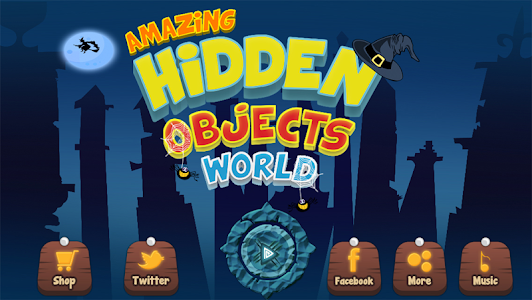 Amazing Hidden Objects v44.1.1