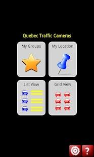 Quebec Traffic Cameras