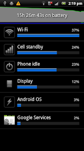Ultimate Battery Widget Free- screenshot thumbnail