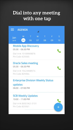 MeetingMogul - Meeting Dialer