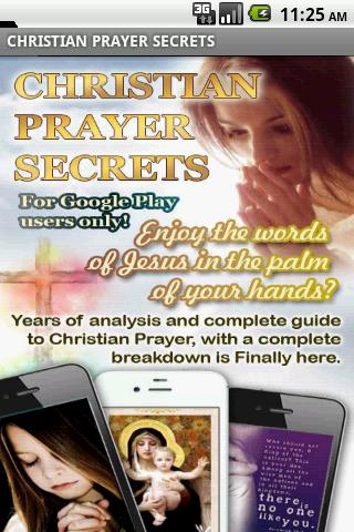 Christian Daily Prayer Guide - screenshot