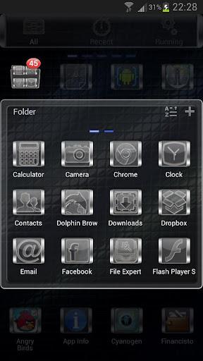 免費下載個人化APP|GLASS GOランチャーEXテーマ app開箱文|APP開箱王