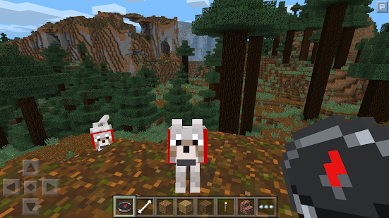 Minecraft - Pocket Edition - screenshot thumbnail