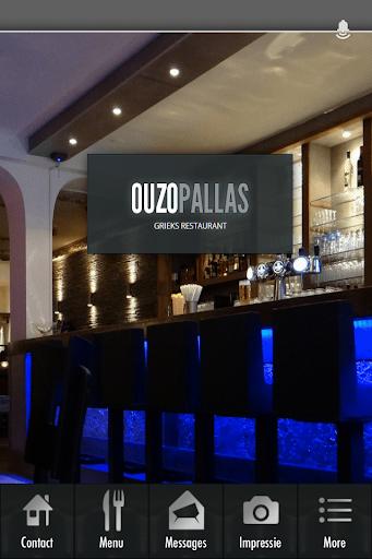 Grieks Restaurant Ouzo Pallas