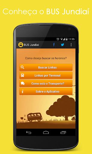 【免費交通運輸App】BUS Jundiaí-APP點子