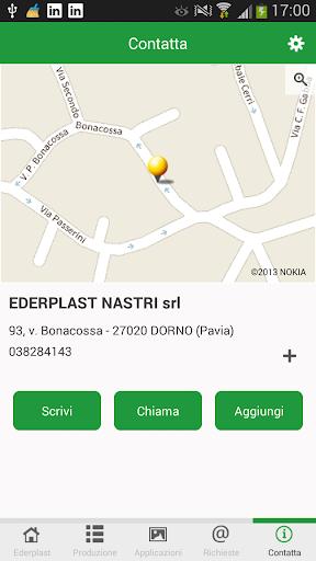 【免費生產應用App】EDERPLAST NASTRI-APP點子