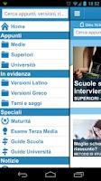 Screenshot of Skuola.net