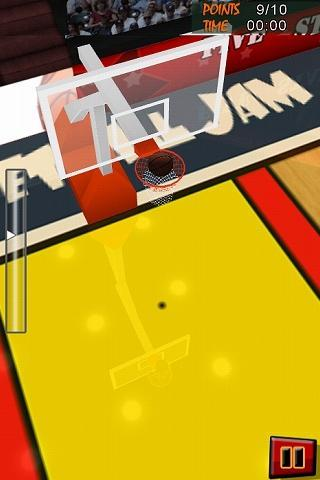 Basketball JAM - screenshot