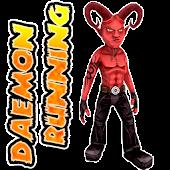 Daemon running 3D free