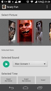 Scary Fun + Face Recorder