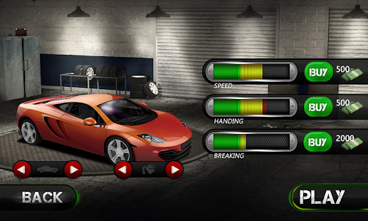 Race the Traffic Screenshot