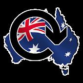 All around Australia