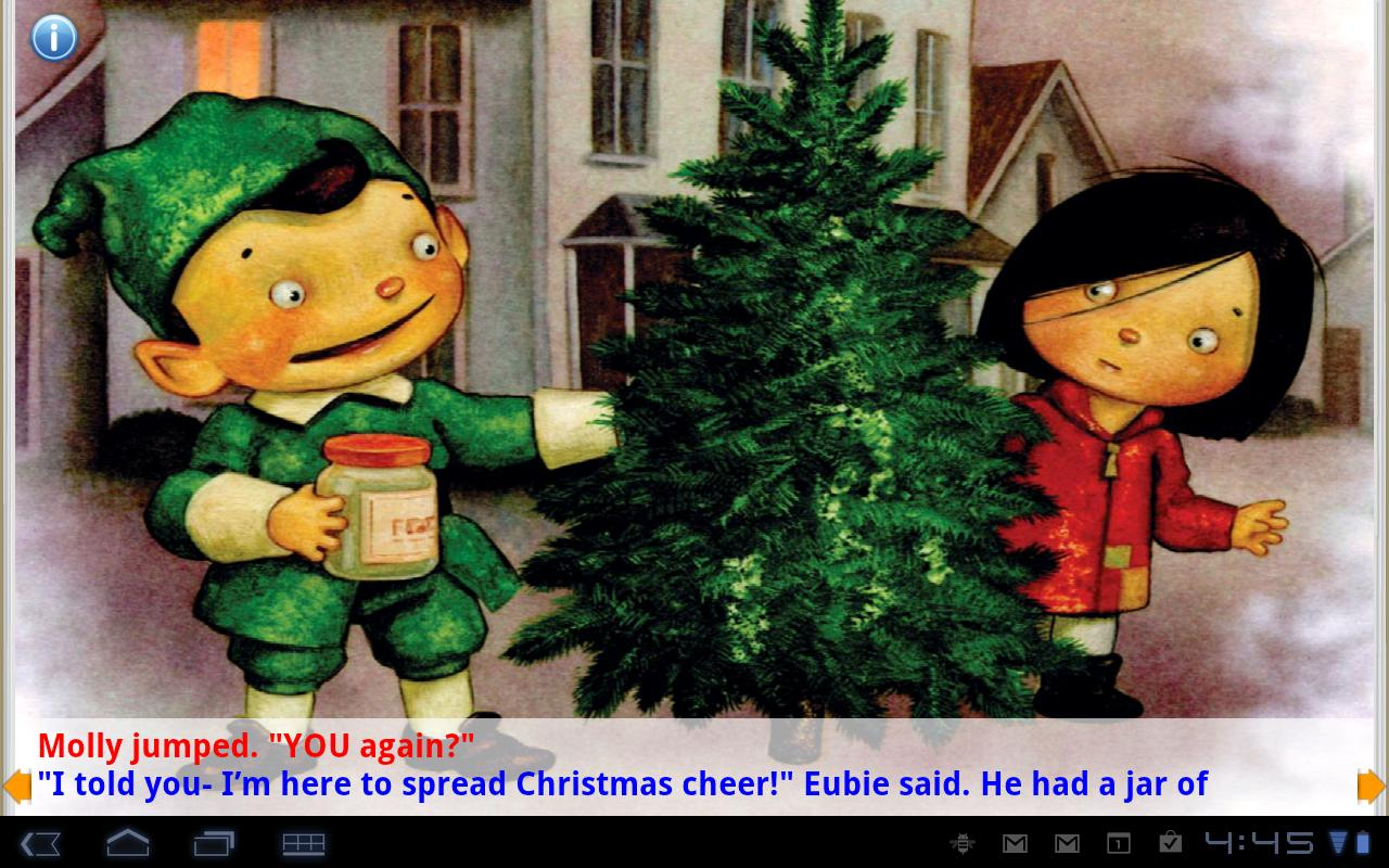 StoryChimes The Happy Elf- screenshot