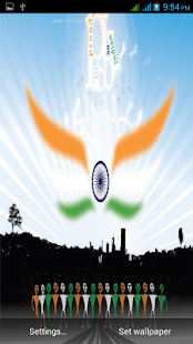 Download Indian Flag Live Wallpaper Google Play Softwares