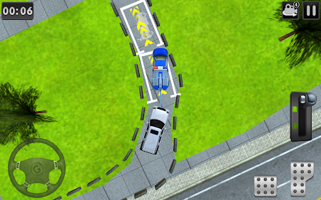3D Tow Truck Parking Simulator 2.1 screenshot 132372