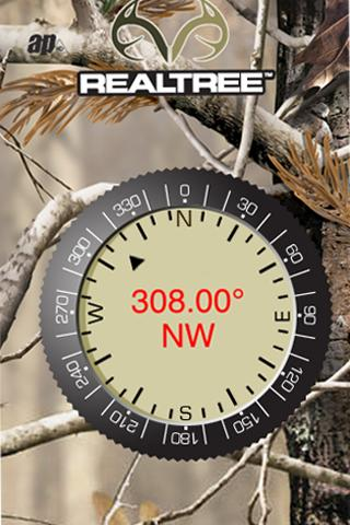 Realtree Compass - screenshot