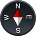 FlashLight + Compass HD icon