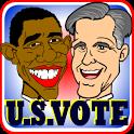 America Vote 2012 icon