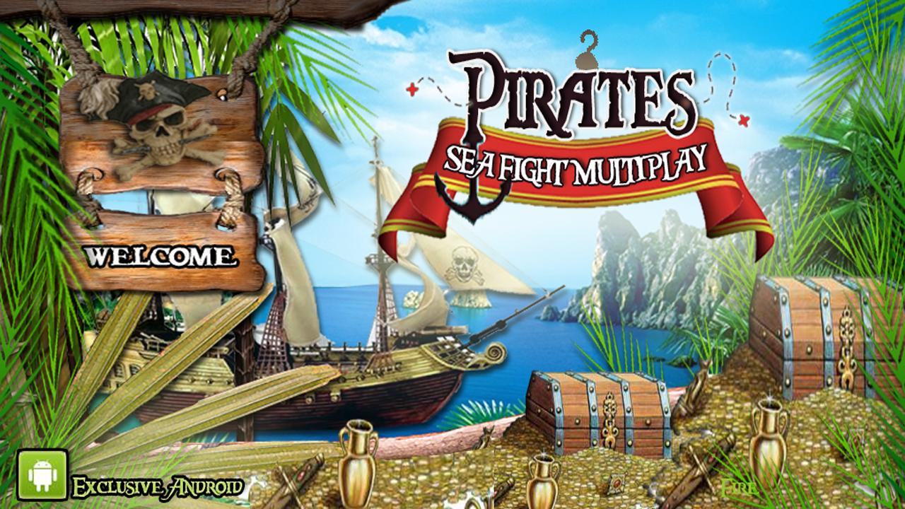 Pirates - Battleship online - screenshot