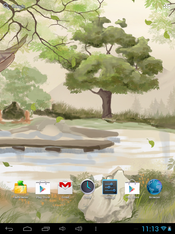 Japanese Garden Live Wallpaper Android Apps on Google Play