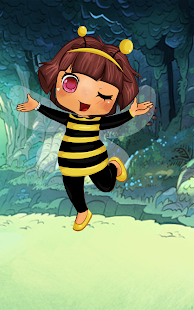 Little Girl - Dress Up