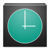 Medication Analog Clock Widget