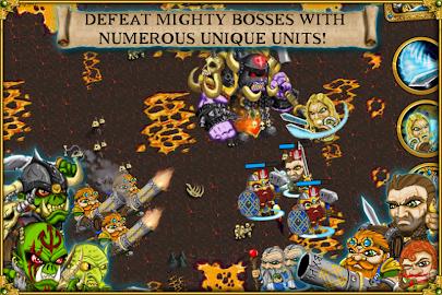 Warlords RTS: Strategy Game Screenshot 2