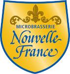 Logo for Microbrasserie Nouvelle-France