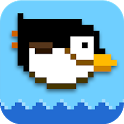 Jumpy Penguin icon