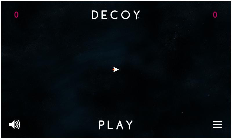 Decoy- screenshot