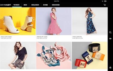 MYHABIT - Designer Brands Screenshot 7