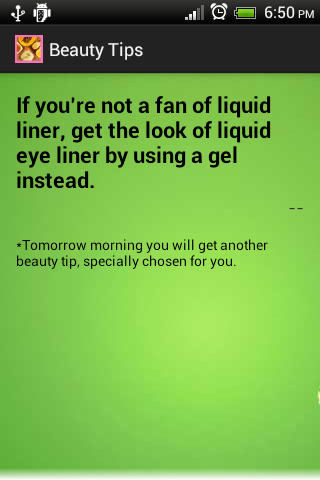 Daily Beauty tips free