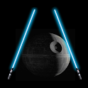 Augmented Star Wars Lightsaber logo