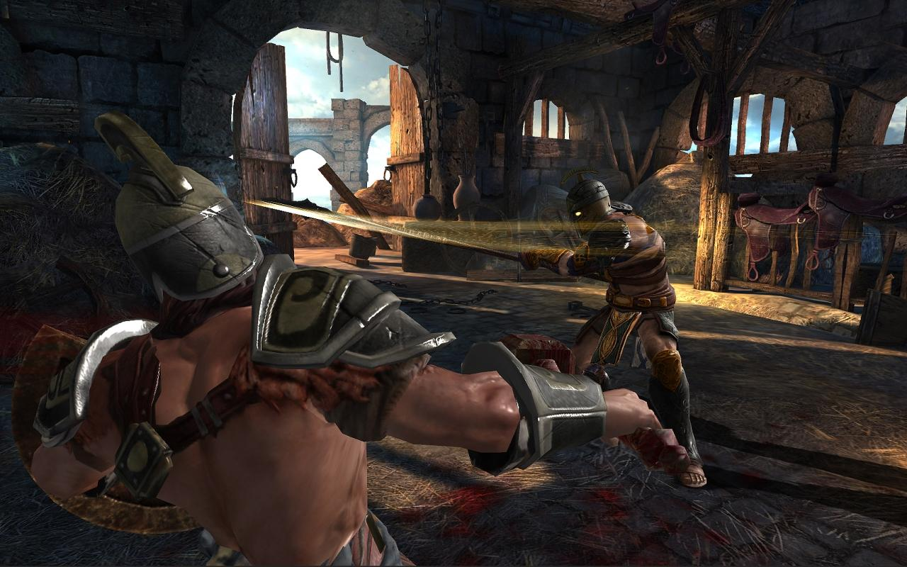 HERCULES: THE OFFICIAL GAME - screenshot