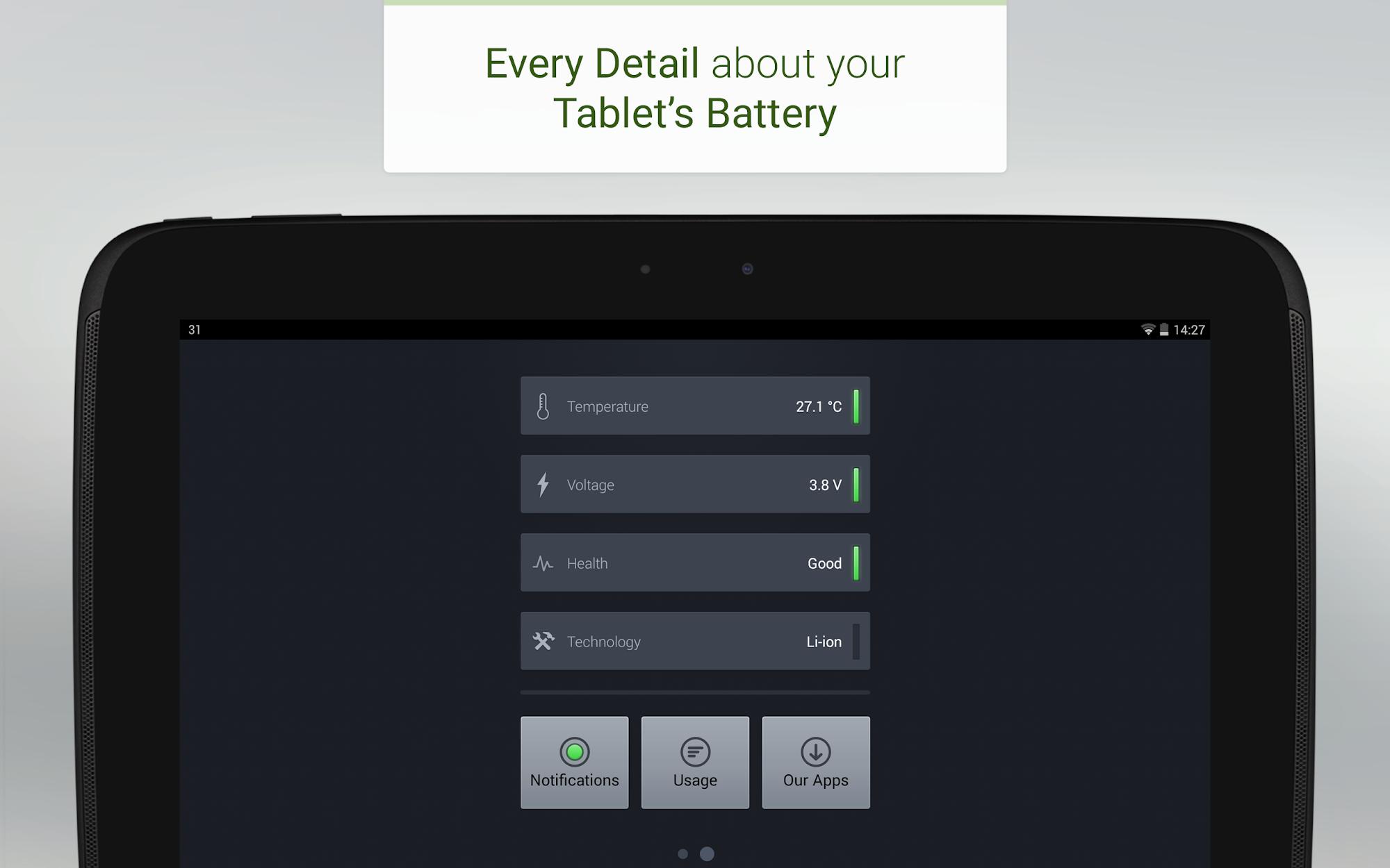 Battery screenshot #11