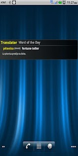 Spanish Translator/Dictionary - screenshot thumbnail