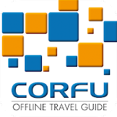 Corfu Offline Travel Guide